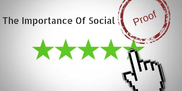 Social Proof is the Most Important Tool for your Overall Marketing Strategy