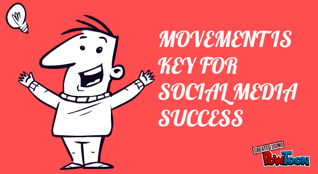 Movement Is Now Key In Social Media Content Success